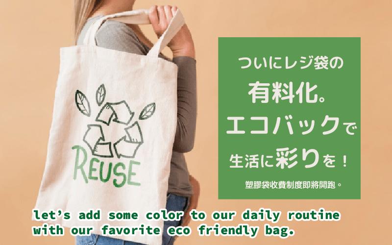 エコ バッグ 値段 マツキヨ